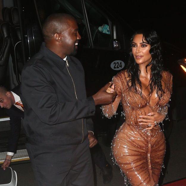 Kim Kardashian : Découvrez le prénom très original (et très biblique) de son quatrième enfant