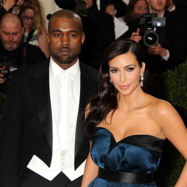 Kim Kardashian Et Kanye West Leur Faire Part De Mariage