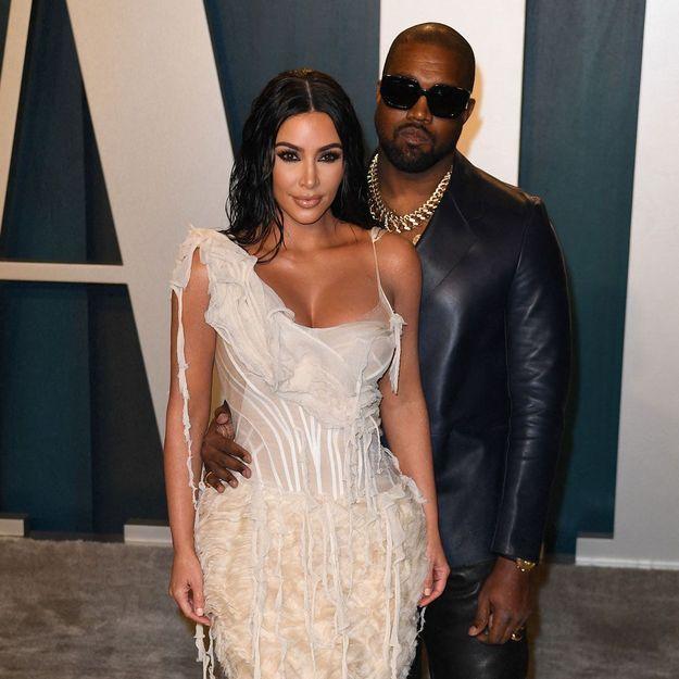 Kim Kardashian fait une tendre déclaration d'amour à son mari Kanye West pour son anniversaire