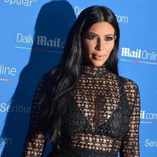 Kim Kardashian : « J'étais complètement paranoïaque »