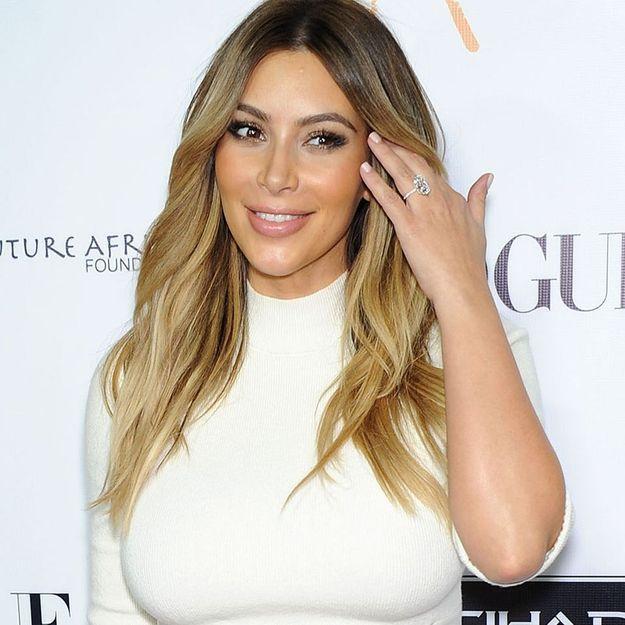 Kim Kardashian poste de nouvelles photos de North West