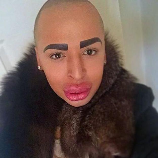 Kim Kardashian : un homme dépense 150 000 dollars pour lui ressembler