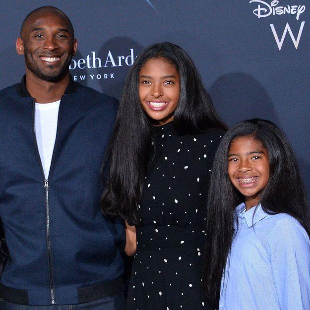 Kobe Bryant : sa fille aînée Natalia forte et souriante pour rendre hommage à son père et sa petite sœur