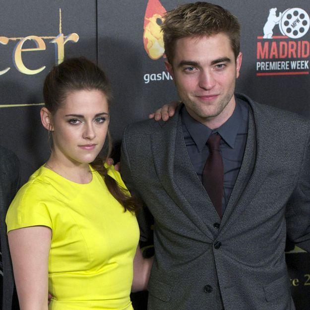 Kristen Stewart et Robert Pattinson en vacances dans la Loire !
