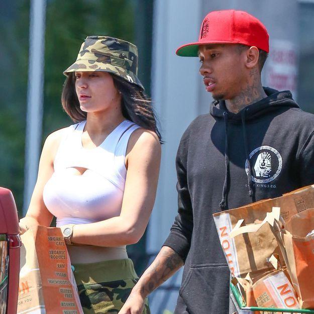Kylie Jenner : bientôt mariée à Tyga ?