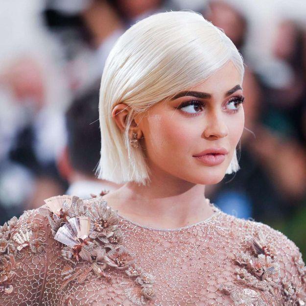 Kylie Jenner dévoile le visage de sa fille Stormi