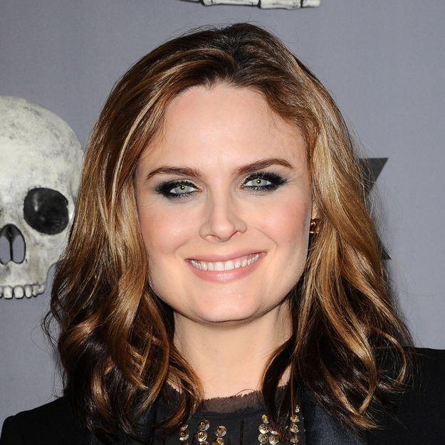Emily Deschanel: l'actrice de Bones a eu un petit garçon