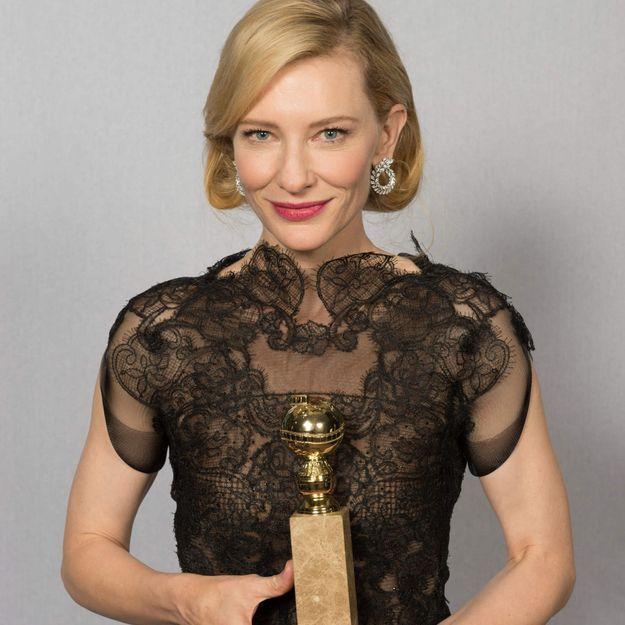 Affaire Woody Allen : l'oscar compromis pour Cate Blanchett