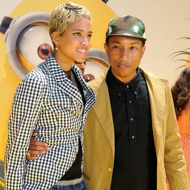 L'épouse de Pharrell Williams boycotte la robe blanche
