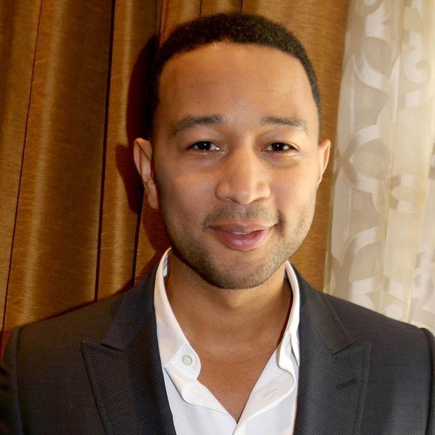 L'homme de la semaine: John Legend, papa pour la première fois!