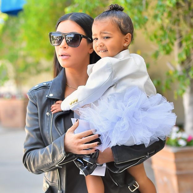 L'incroyable anniversaire de North West à Disneyland