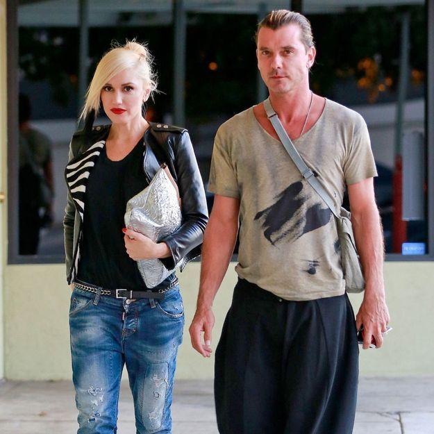 La chanteuse Gwen Stefani divorce de Gavin Rossdale