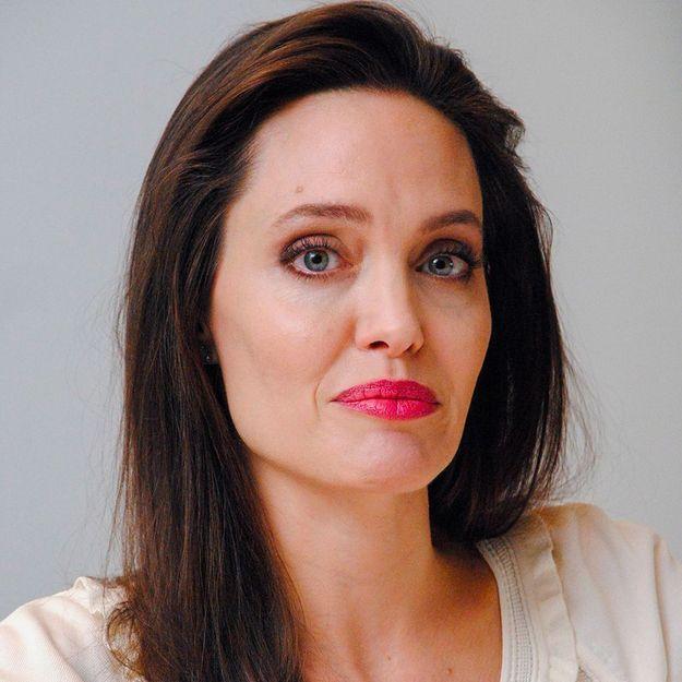 La dure vie de célibataire d'Angelina Jolie