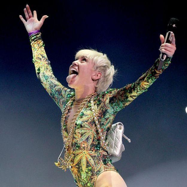 La langue « infâme » de Miley Cyrus selon Katy Perry