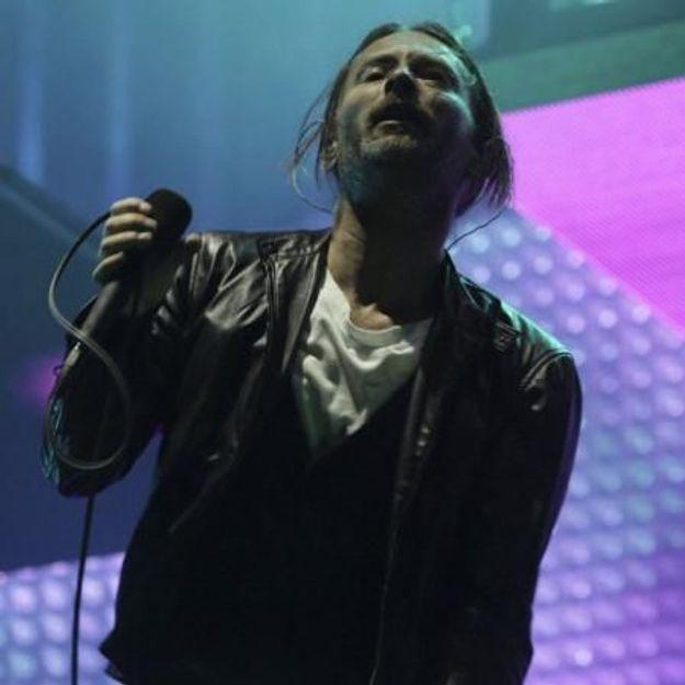 La lettre au père Noël de Thom Yorke, chanteur de Radiohead