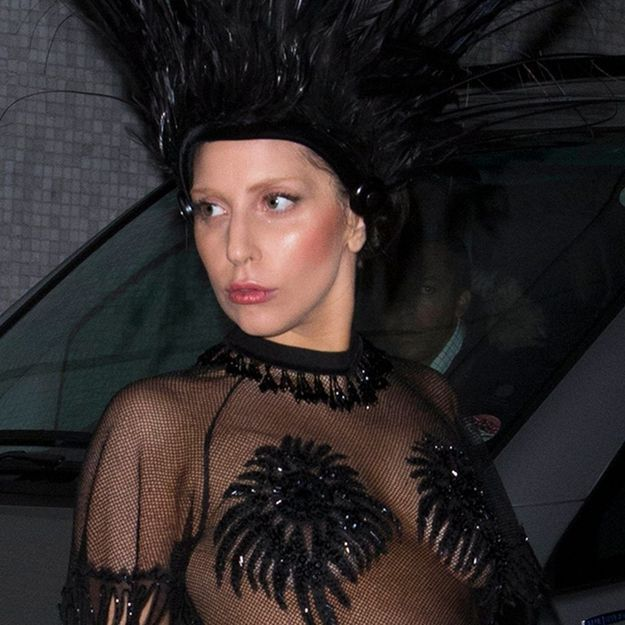 Lady Gaga fumait quinze joints par jour
