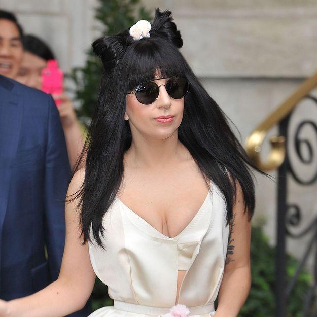 Lady Gaga, la coiffure qui fait ressurgir son passé