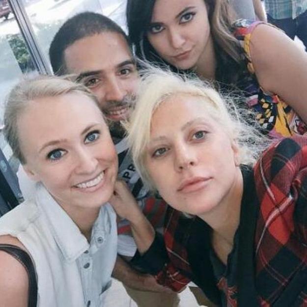Lady Gaga s'affiche sans maquillage pour la Gay Pride