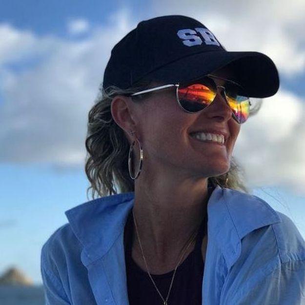 Laeticia Hallyday, la photo qui prouve qu'elle sourit de nouveau à la vie !