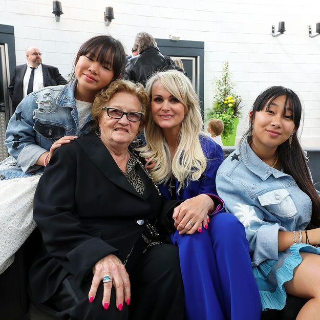 Laeticia Hallyday : sa grand-mère Mamie Rock convoquée par un juge