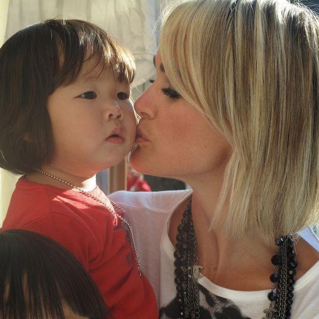 Laeticia Hallyday : son émouvant message pour l'anniversaire de Joy