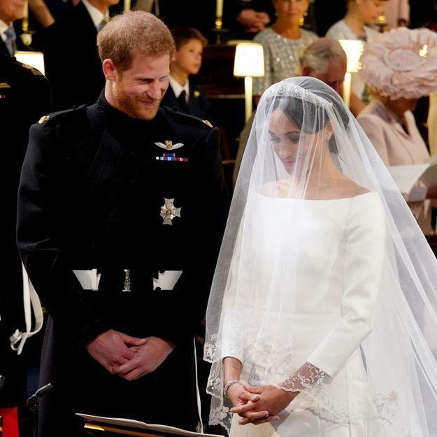 Le geste du prince Charles qui a ému la famille royale au mariage de Meghan Markle et du prince Harry