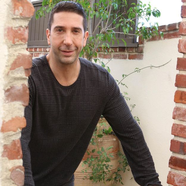 Le grand retour de David Schwimmer, de Ross à Kardashian !