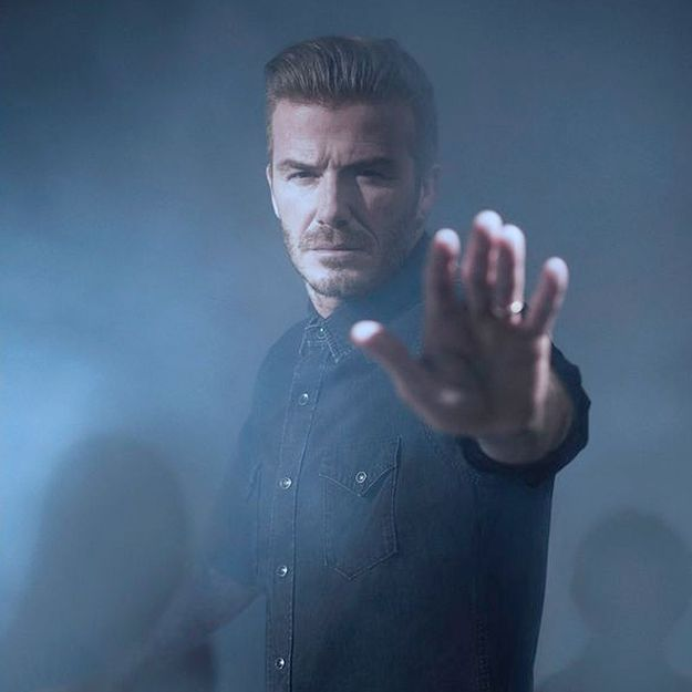 Le message de David Beckham et Robbie Williamspour aider les enfants en danger