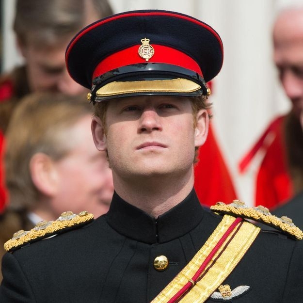 Le prince Harry annonce son départ de l'armée
