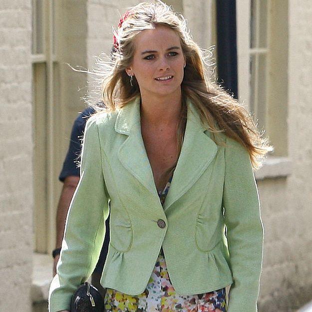 Le Prince Harry : Cressida Bonas acceptée par sa famille