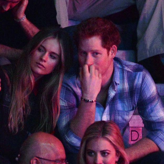 Le prince Harry et Cressida Bonas, première sortie en public