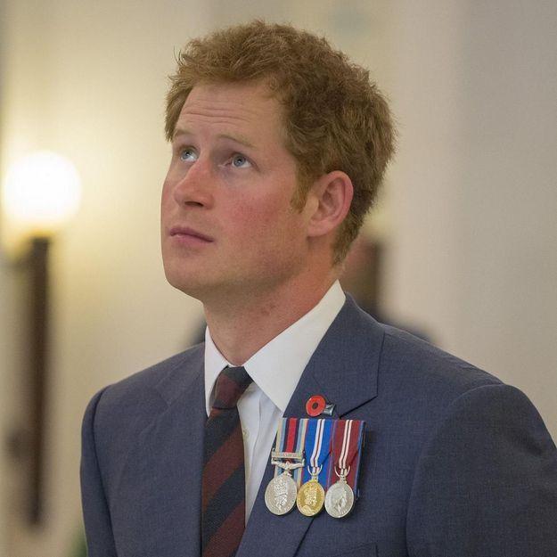 Le prince Harry retrouve celle qui l'avait consolé après la mort de Diana