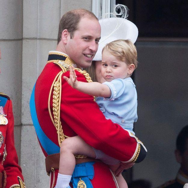 Le sosie du prince George séduit les internautes