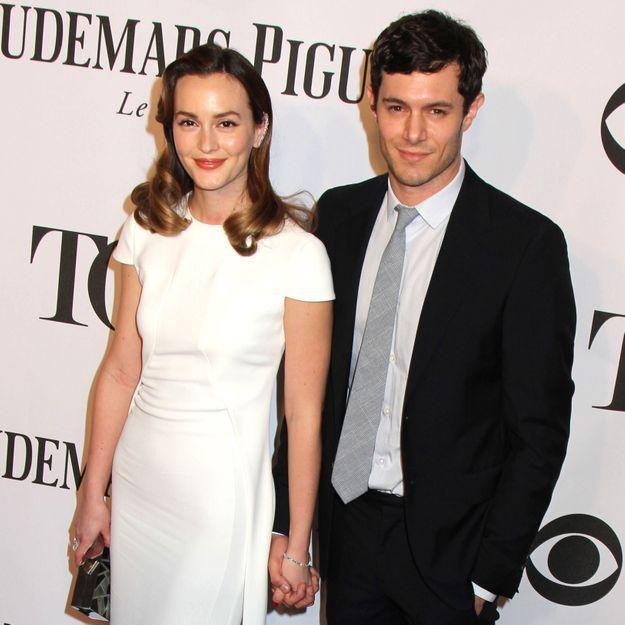 Leighton Meester et Adam Brody bientôt parents pour la première fois