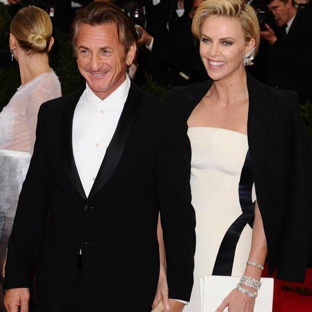 Charlize Theron : « Sean Penn a rendu ma vie meilleure »