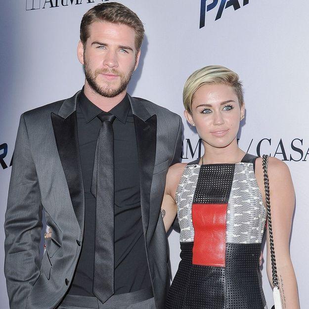 Liam Hemsworth et Miley Cyrus, « meilleurs amis du monde » ?