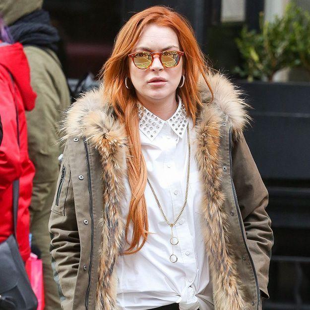 Lindsay Lohan a-t-elle inventé sa fausse couche?