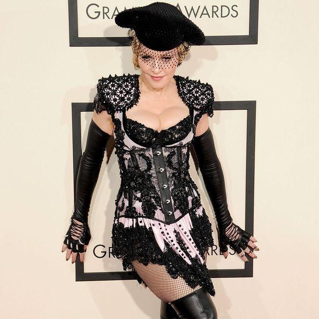 Lourdes à Madonna : « Maman, tu ne vas pas sortir comme ça ! »