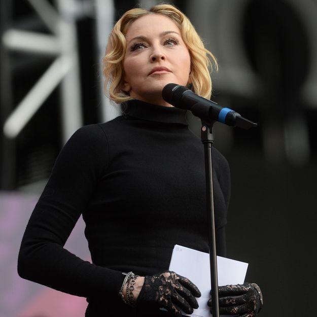 Madonna : « J'ai été violée sur le toit d'un immeuble »