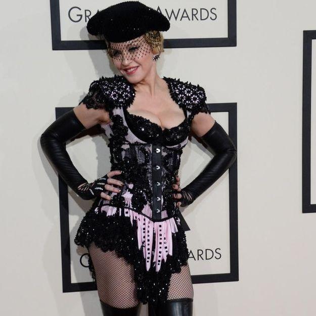 Madonna : « J'aimerais beaucoup travailler avec Stromae »