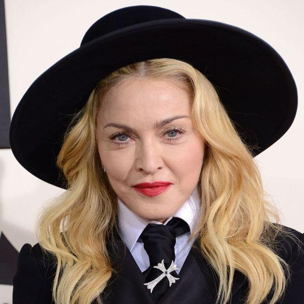Madonna s'engage contre la montée du FN en France
