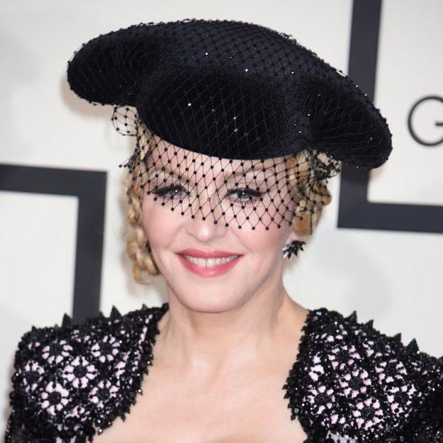 Madonna tacle 50 nuances de Grey, pas assez sexy à son goût