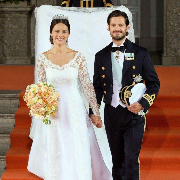Mariage royal : Carl Philip de Suède et Sofia Hellqvist, le prince et la star de télé-réalité