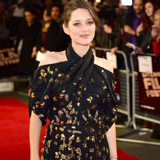 Marion Cotillard revient sur les accusations de tromperie avec Brad Pitt