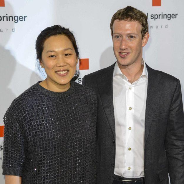 Mark Zuckerberg dévoile un moment intime avec sa fille