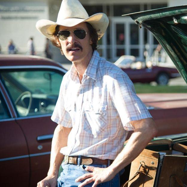 Matthew McConaughey : il dit tout sur son régime extrême pour Dallas Buyers Club