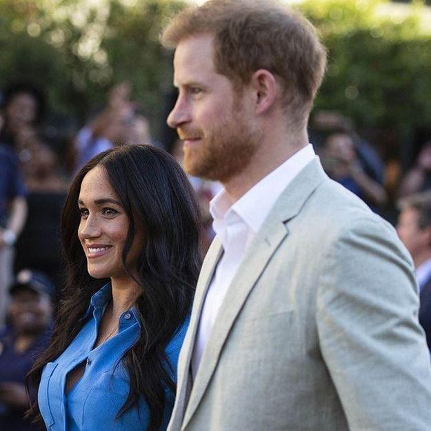 Meghan Markle et le prince Harry élus « membres royaux les plus respectés » par les Anglais