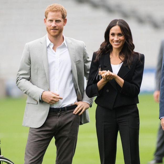 Inquiet par « l'hystérie » autour de Meghan Markle, le Prince Harry durcit le ton avec les médias