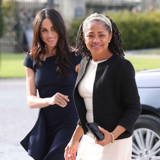 Meghan Markle, sa mère Doria Ragland veut déménager à Londres et quitter Los Angeles