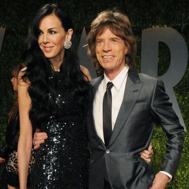 Mick Jagger entouré de ses proches pour dire adieu à L'Wren Scott
